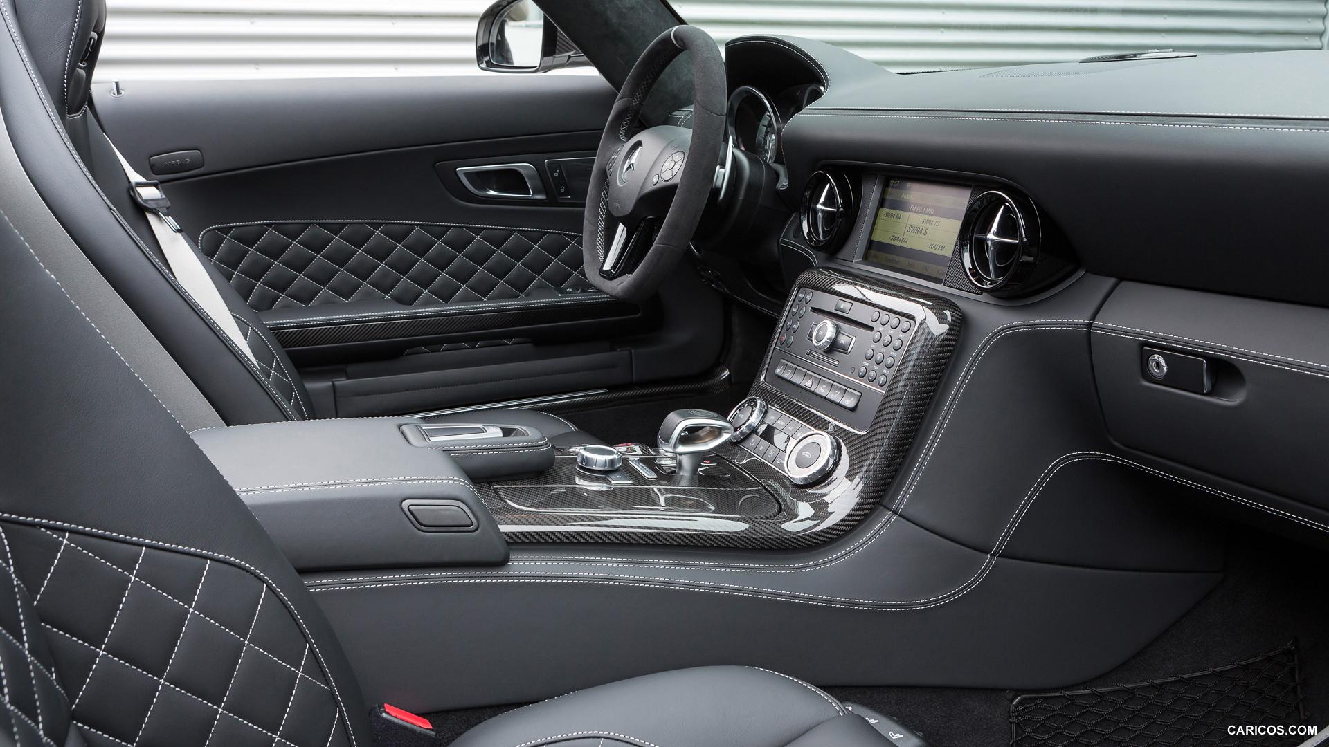 Alfa img showing gt sls amg gt roadster interior -  Mercedes Benz Sls Amg Gt Final Edition 20