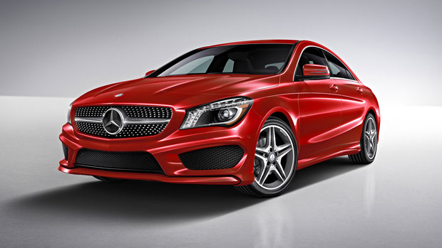 2015 mercedes benz cla class image 1 for Mercedes benz cla 2015
