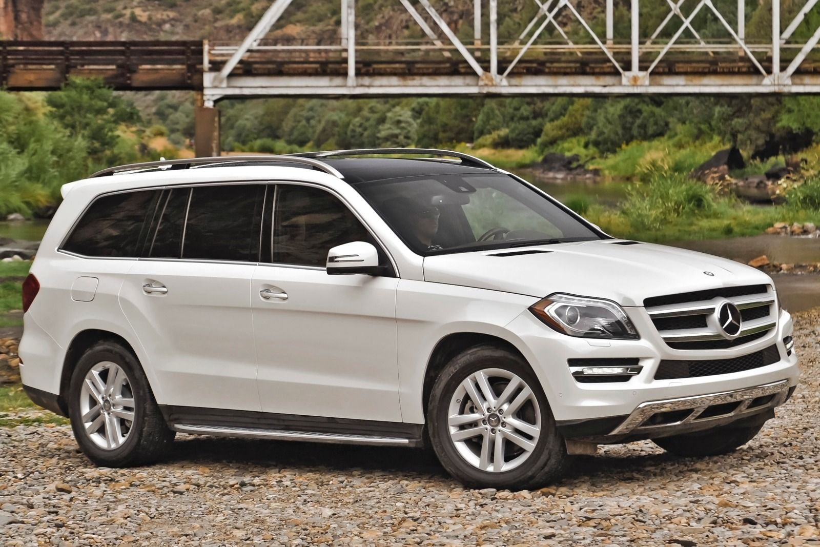 2015 mercedes benz gl class information and photos