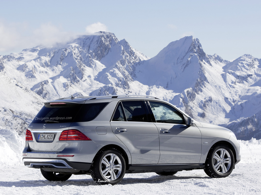 2015 mercedes benz m class information and photos for 2015 mercedes benz ml