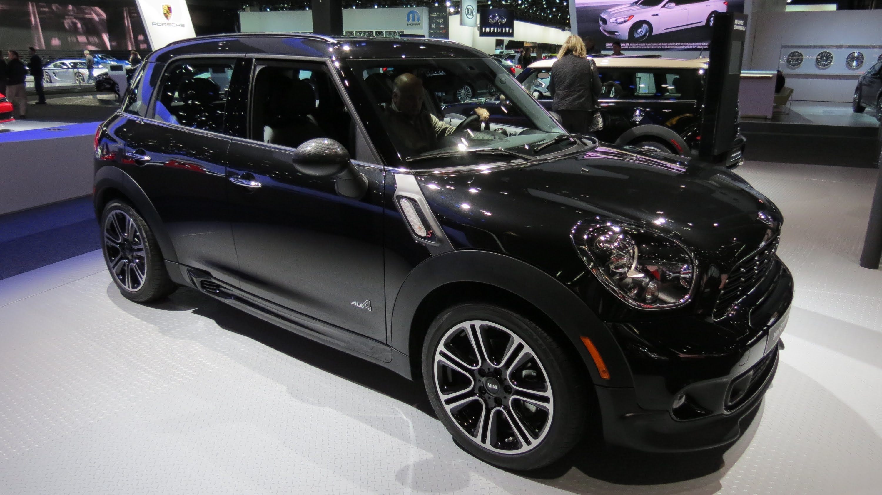 2015 mini cooper countryman image 1. Black Bedroom Furniture Sets. Home Design Ideas