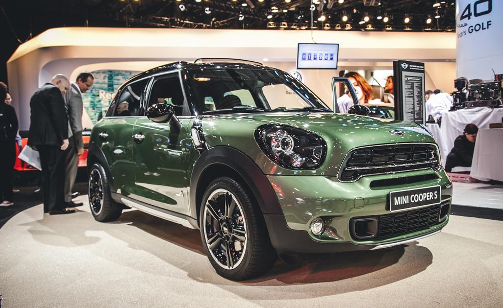 2015 MINI Cooper Countryman #11