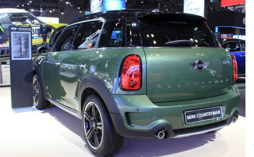 2015 MINI Cooper Countryman #12
