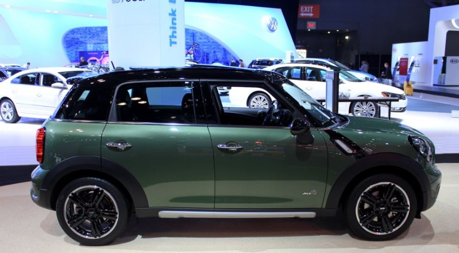 2015 MINI Cooper Countryman #6