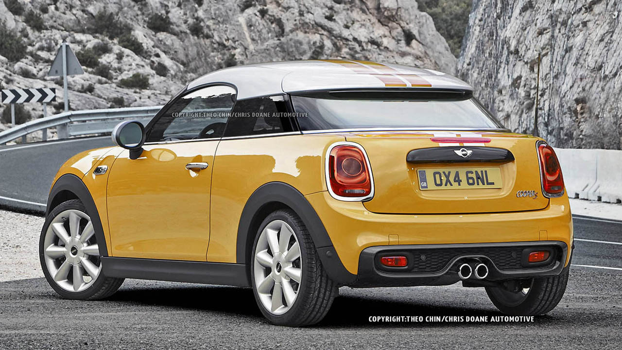 2015 MINI Cooper Coupe #4