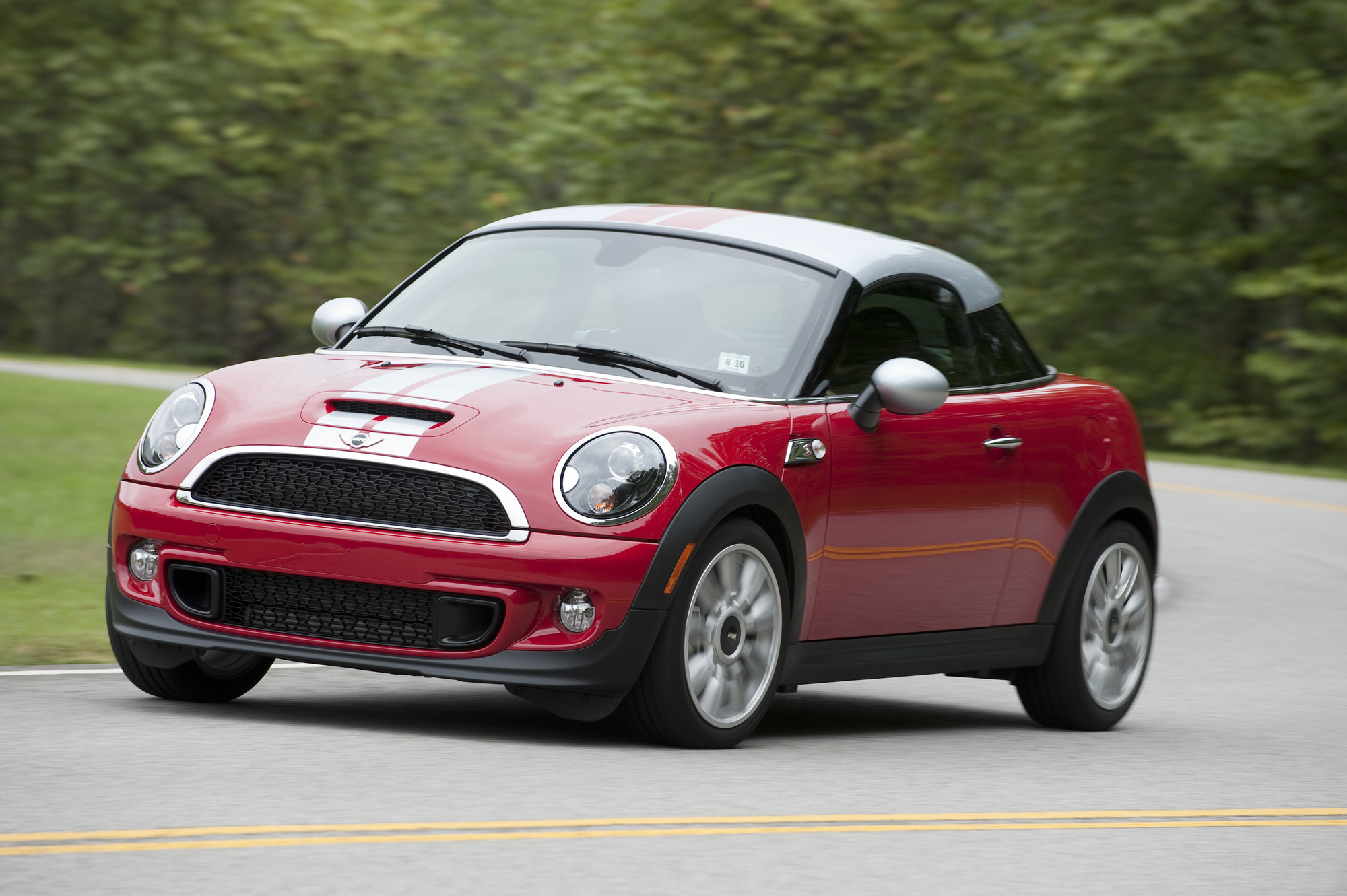 2015 MINI Cooper Coupe #5