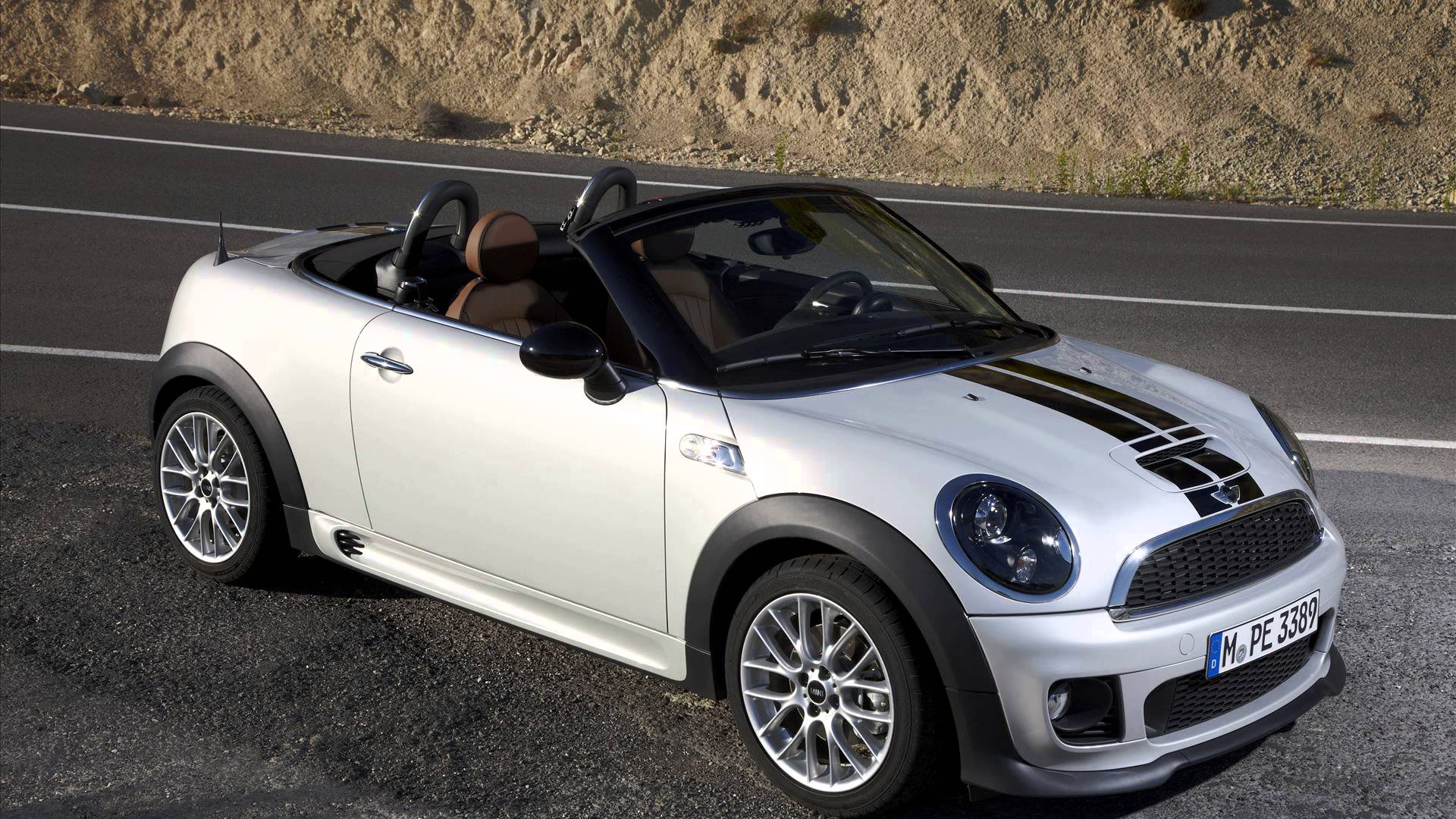 2015 mini cooper roadster information and photos. Black Bedroom Furniture Sets. Home Design Ideas