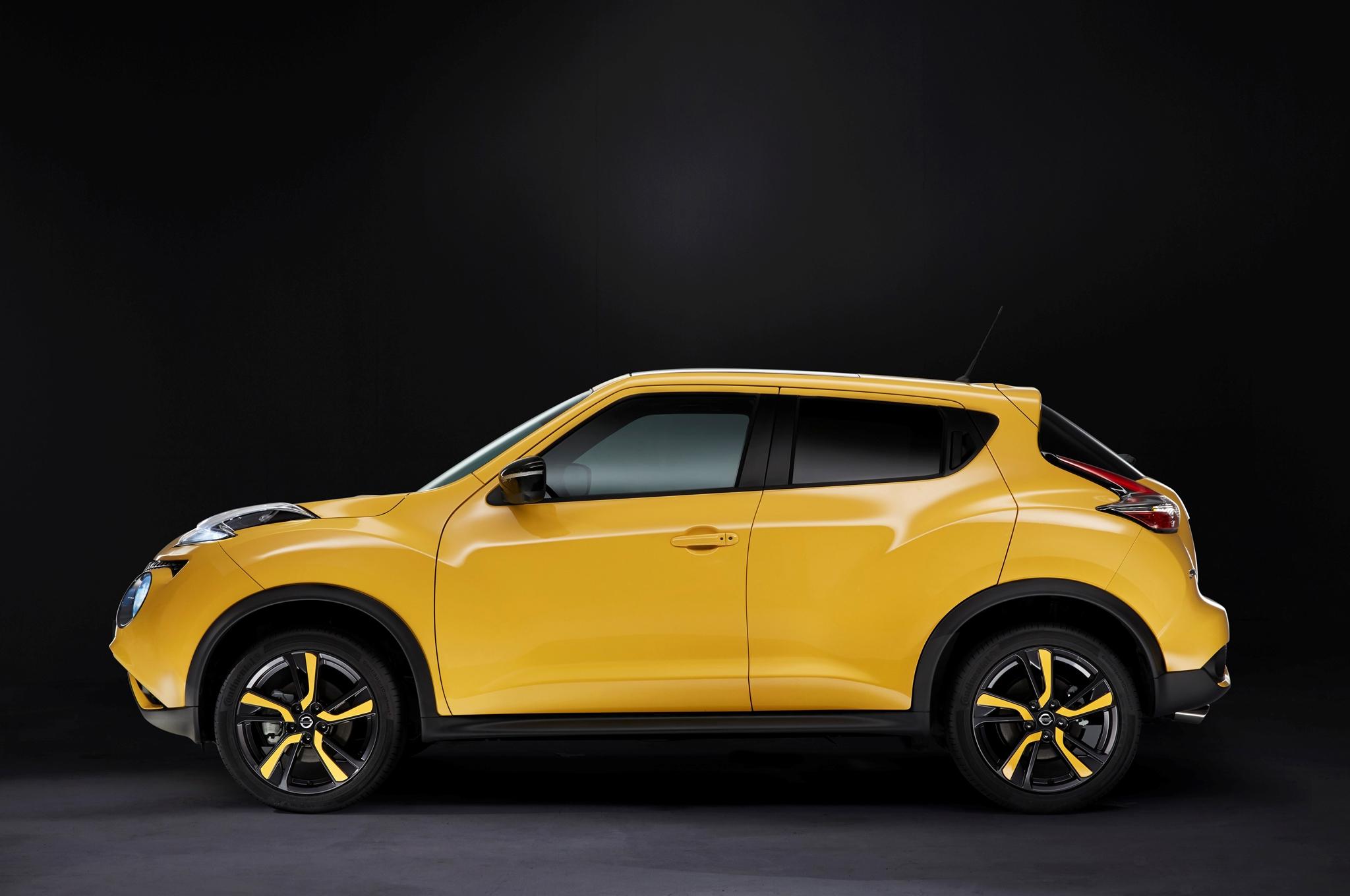 2015 Nissan Juke Information And Photos Zombiedrive