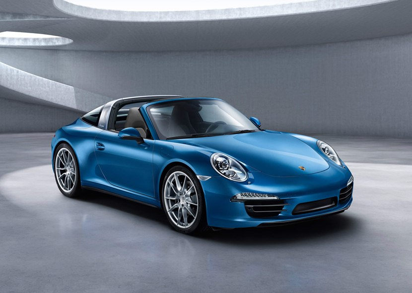 2015 Porsche 911 Image 18