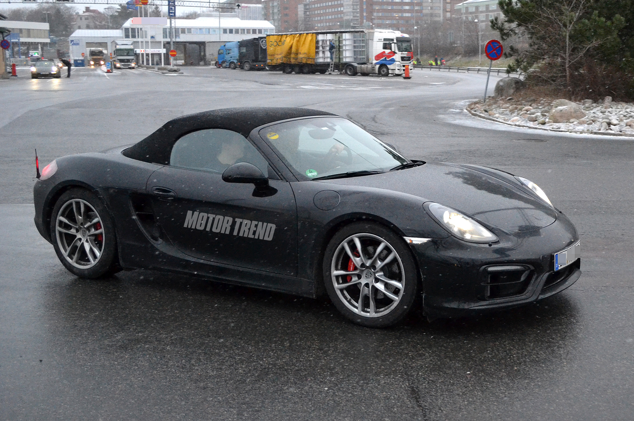 2015 porsche boxster information and photos zombiedrive. Black Bedroom Furniture Sets. Home Design Ideas