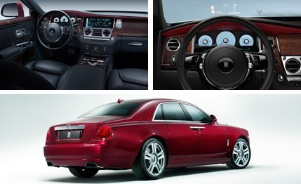 2015 Rolls-Royce Ghost Series II #8