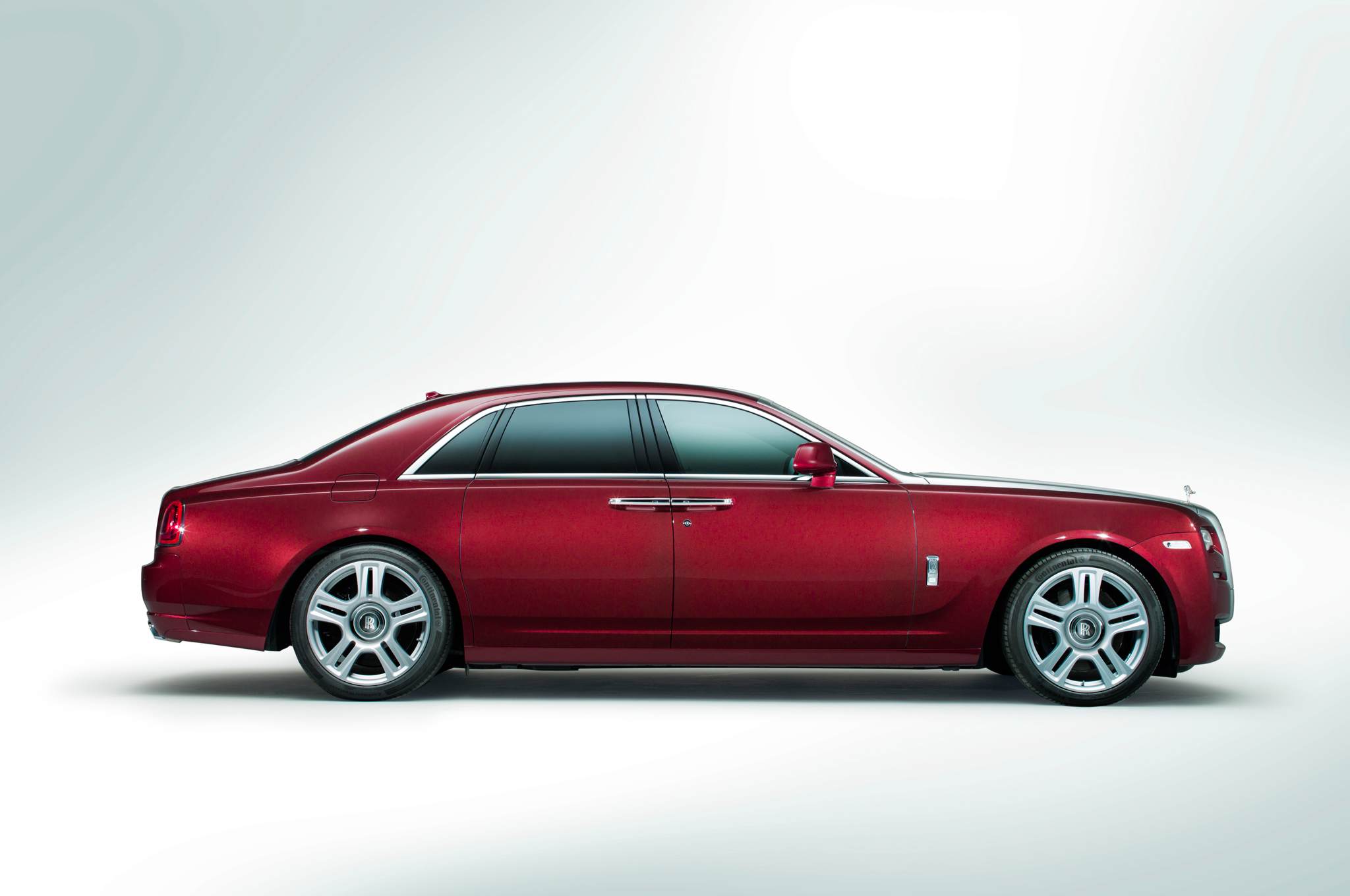 2015 Rolls-Royce Ghost Series II #9