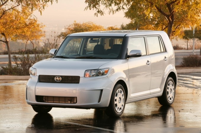 2015 Scion xB #1