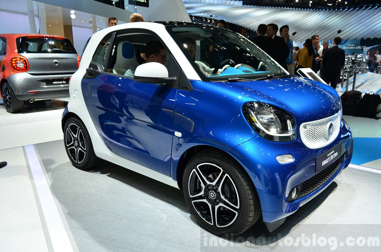 2015 smart fortwo #8