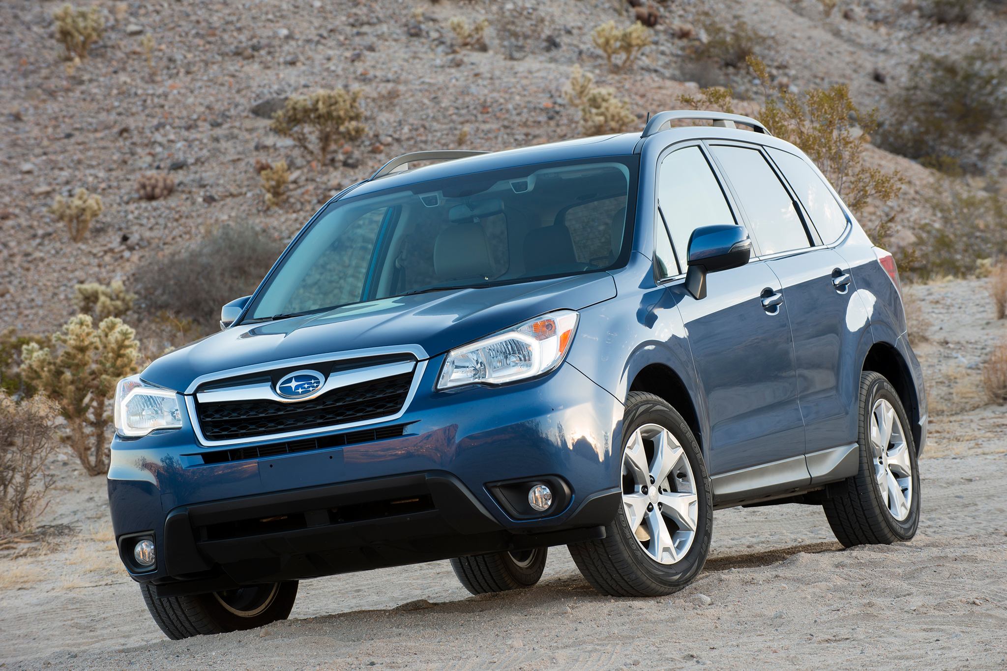 2015 subaru forester - information and photos - zombiedrive