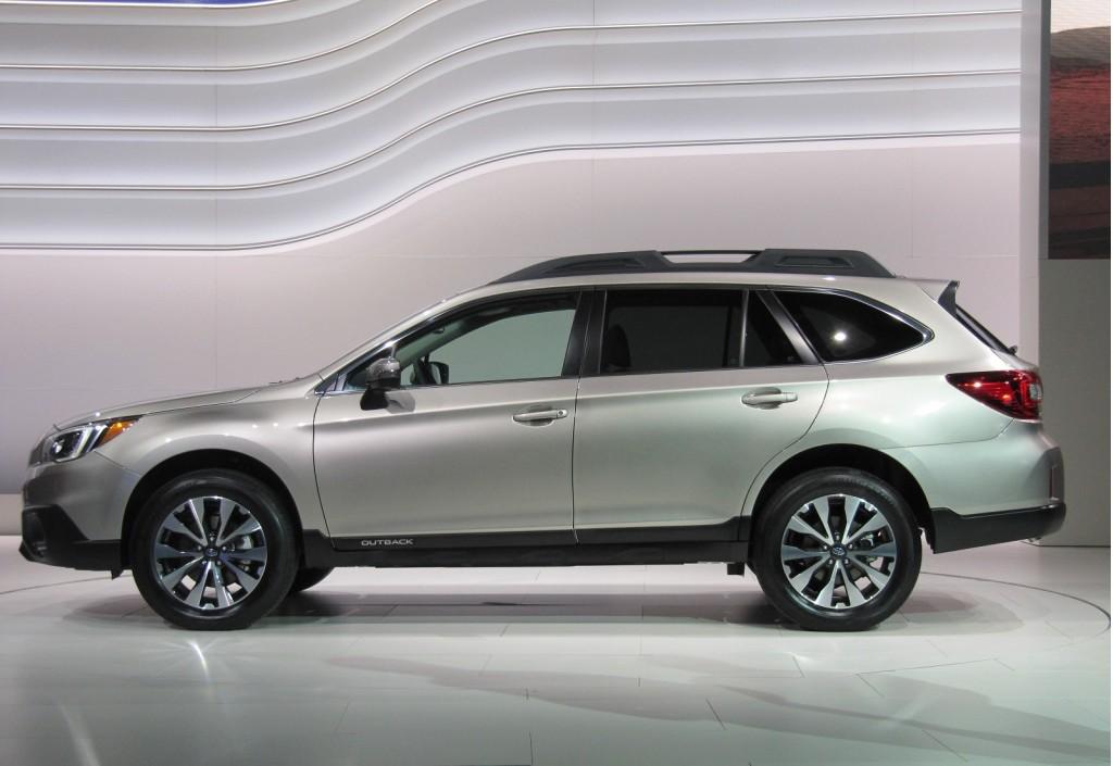 2015 Subaru Outback Image 15