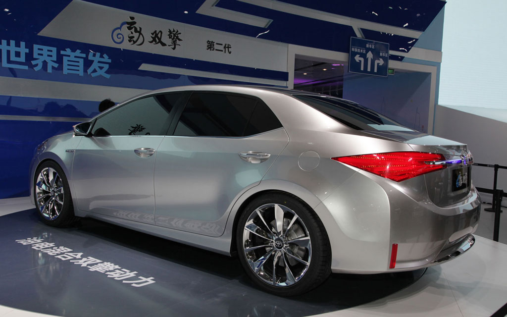 2015 Toyota Corolla Information And Photos Zombiedrive