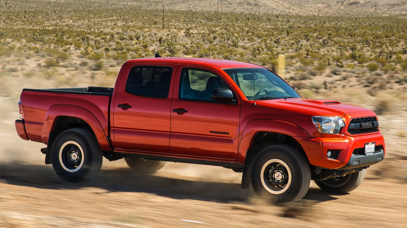 2015 toyota tacoma information and photos zombiedrive. Black Bedroom Furniture Sets. Home Design Ideas