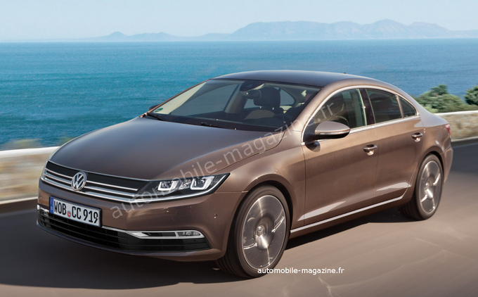 2015 volkswagen cc image 4. Black Bedroom Furniture Sets. Home Design Ideas