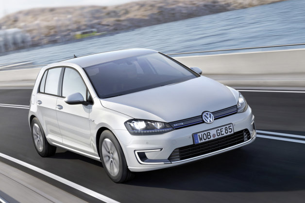2015 Volkswagen e-Golf #9