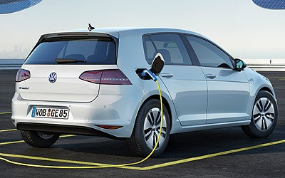 2015 Volkswagen e-Golf #8