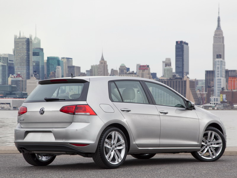 2015 Volkswagen Golf #11