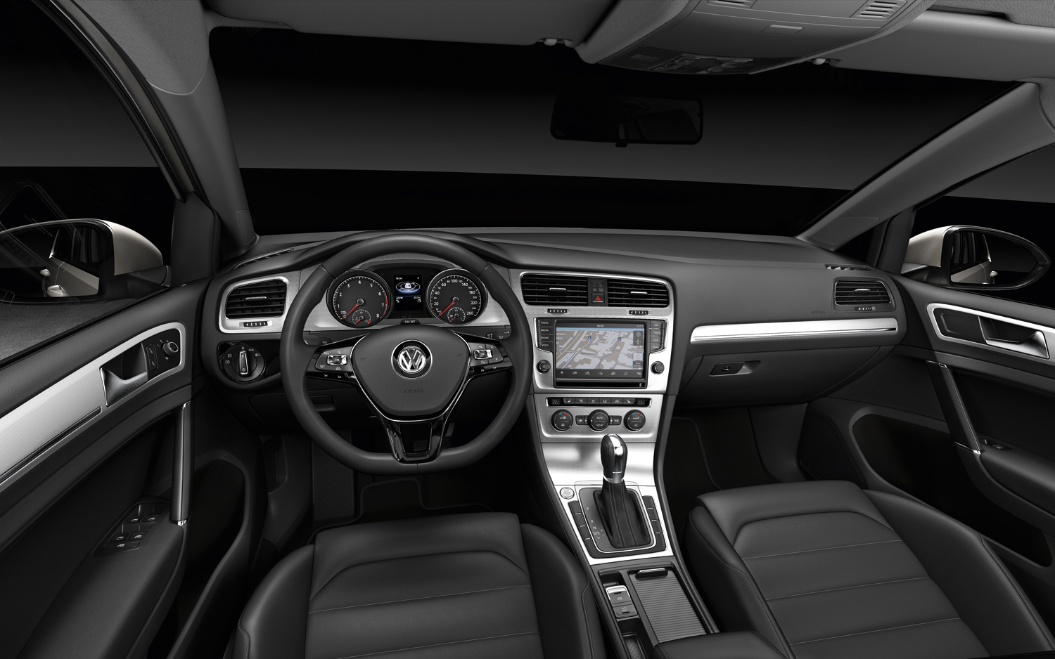 2015 Volkswagen Golf #12