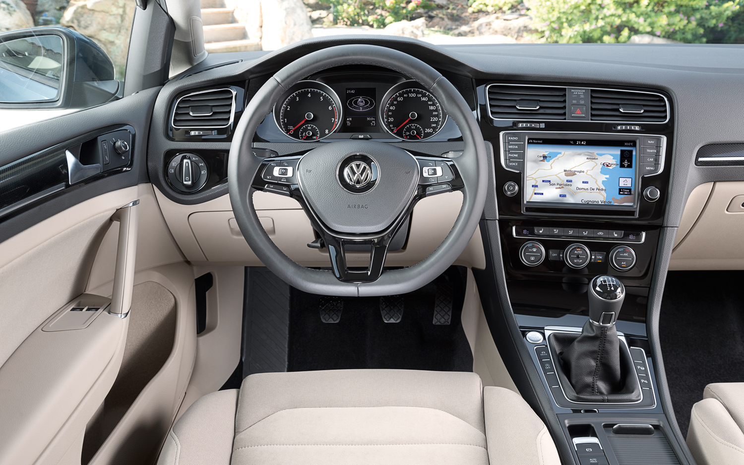 2015 Volkswagen Golf #5
