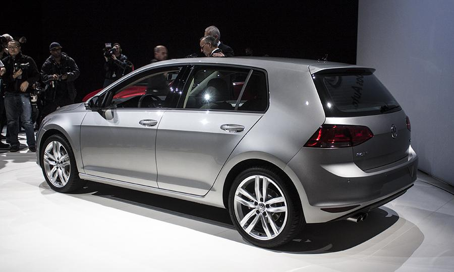 2015 Volkswagen Golf #7