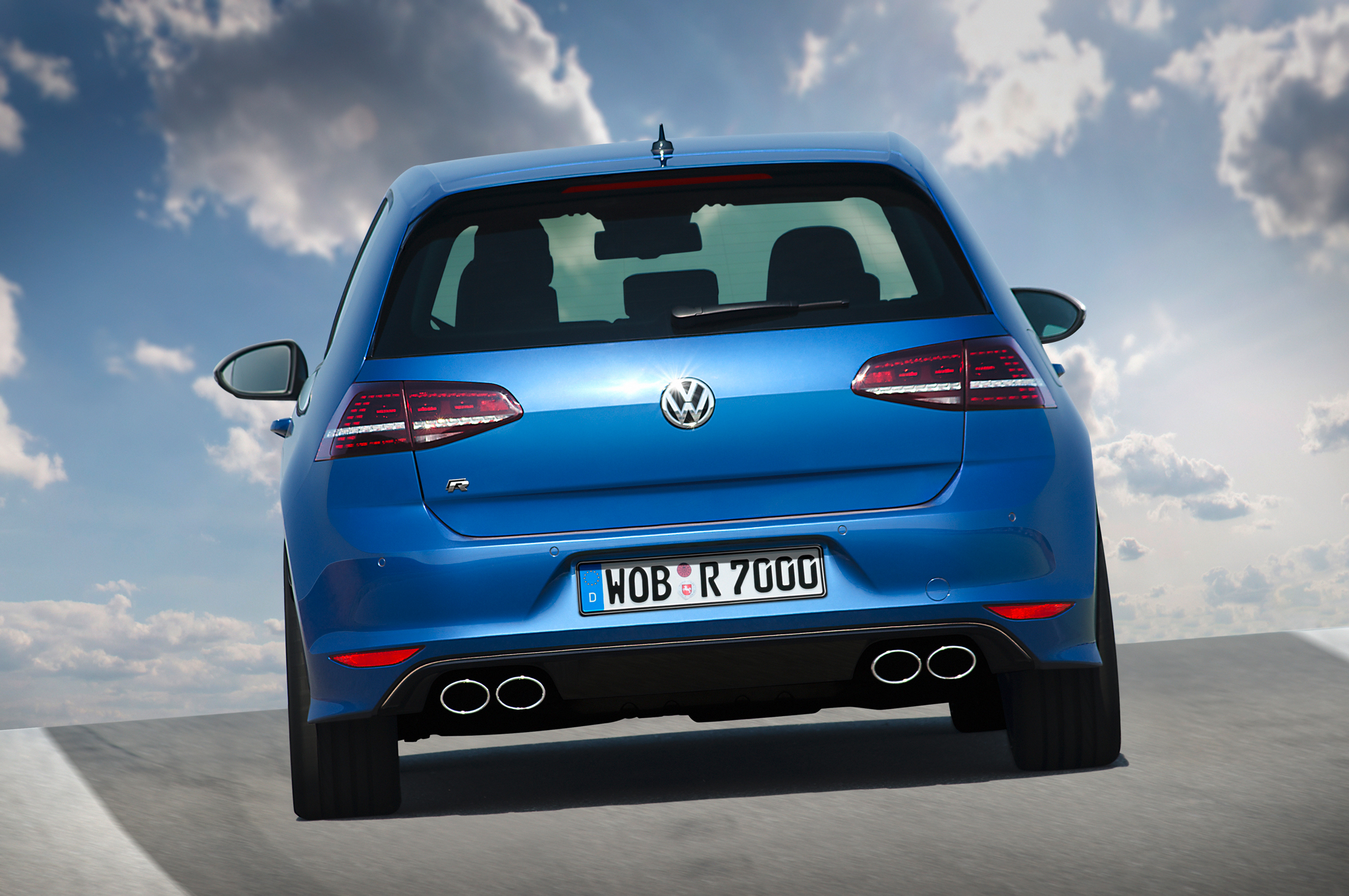 Volkswagen Golf R #7