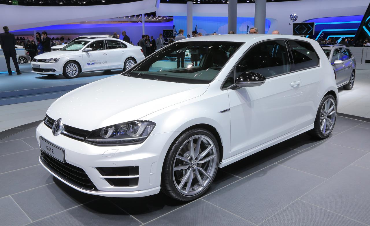 Volkswagen Golf R #11