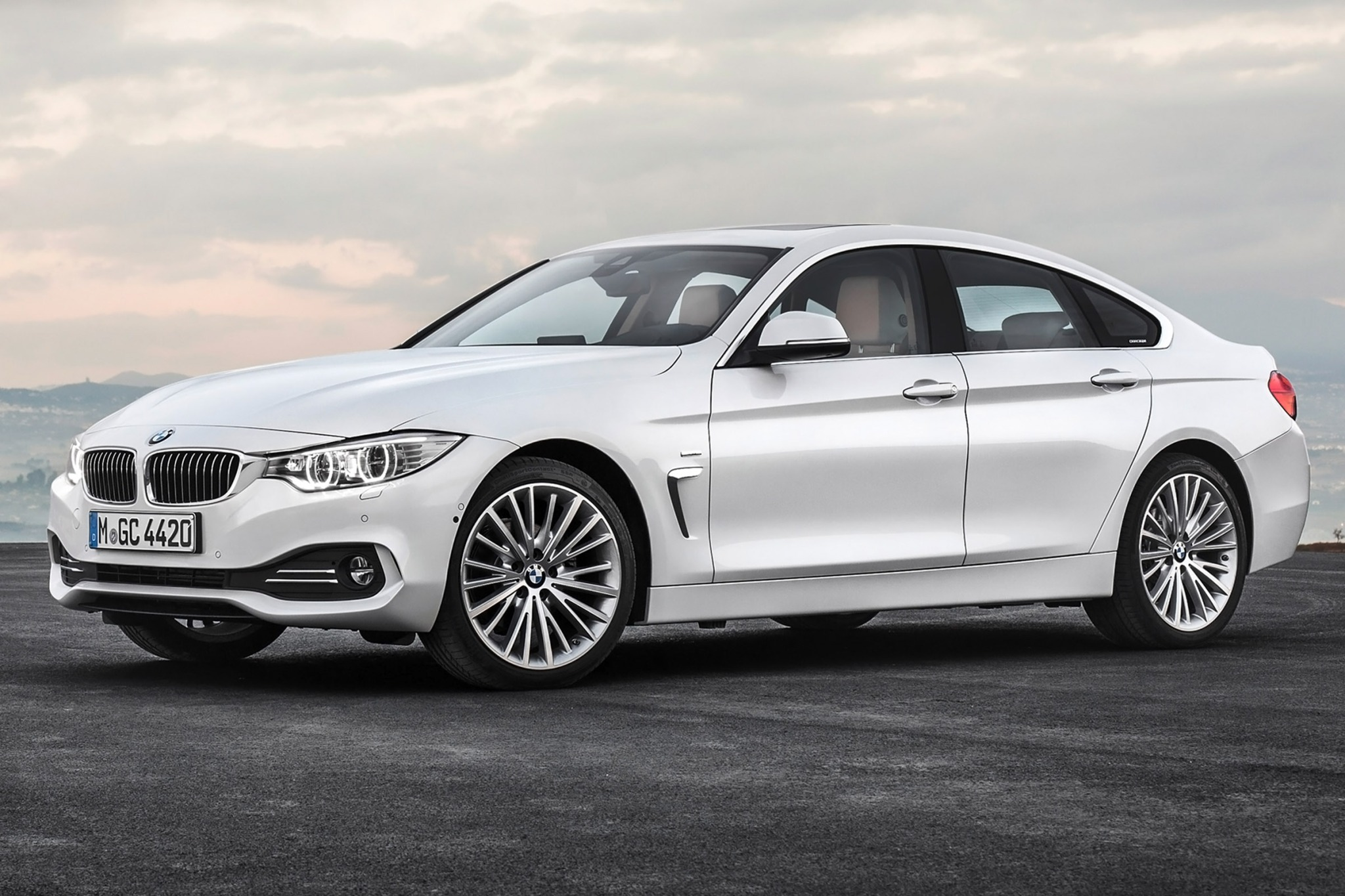 4 Series Sedan >> 2015 BMW 4 SERIES GRAN COUPE - Image #2
