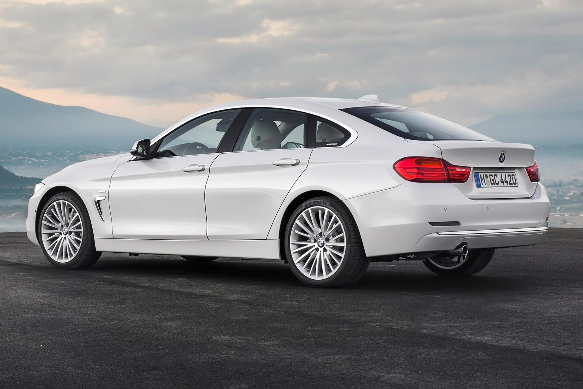 2015 BMW 4 Series Gran Coupe 6 Co Exterior