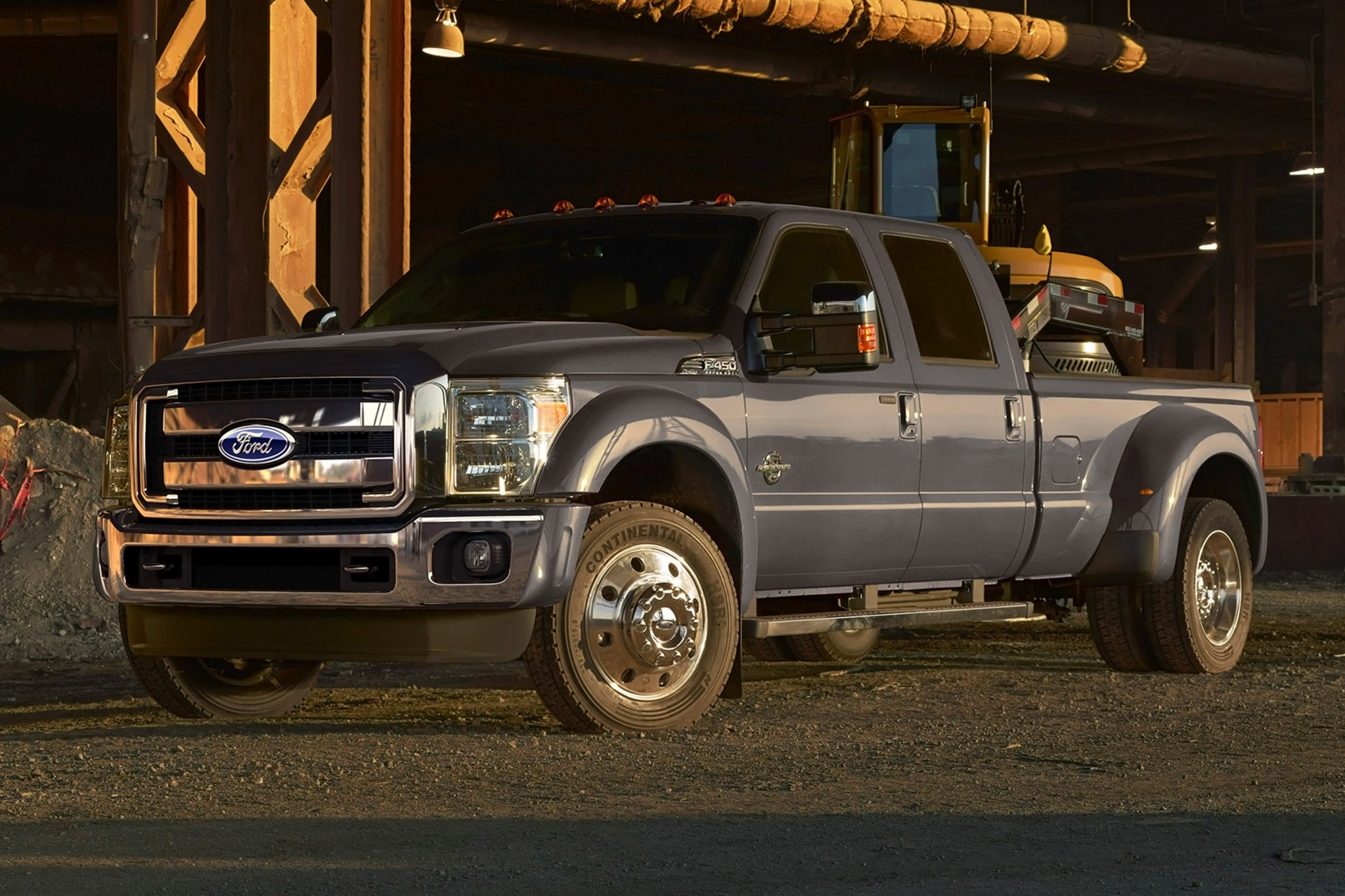 2015 Ford F-450 Super Dut interior #4