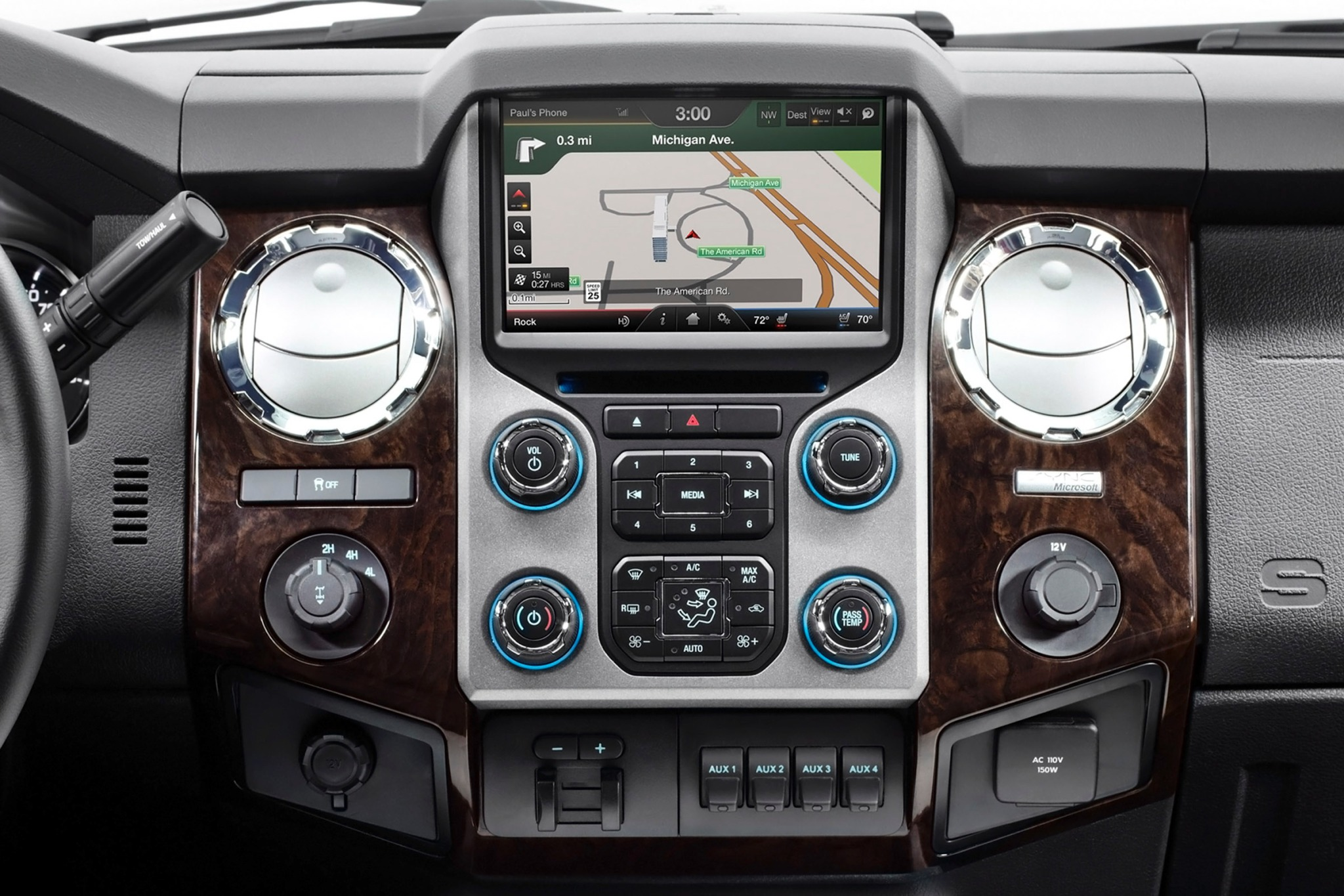 2015 Ford F-450 Super Dut interior #7