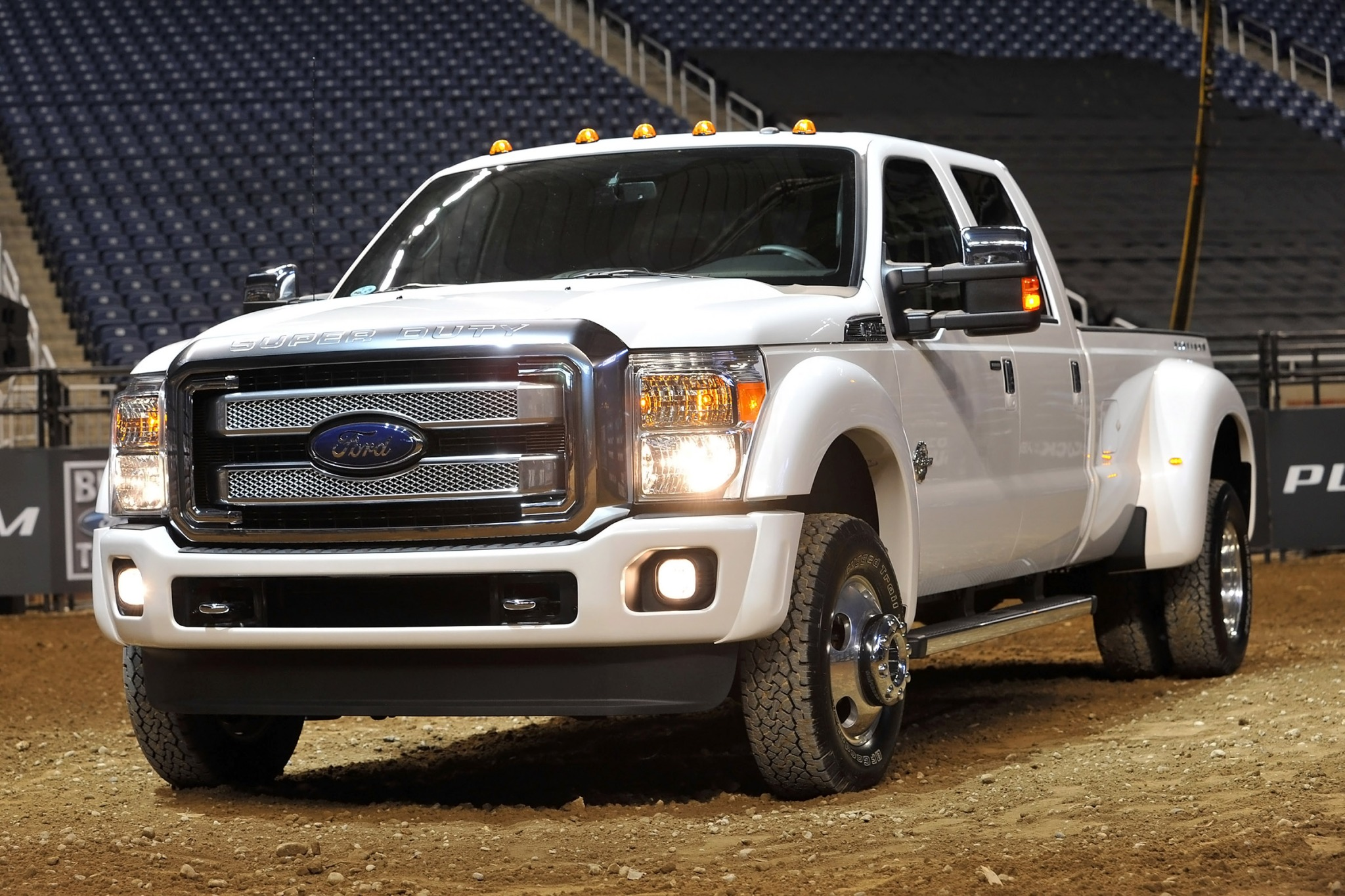 2015 Ford F-450 Super Dut interior #1