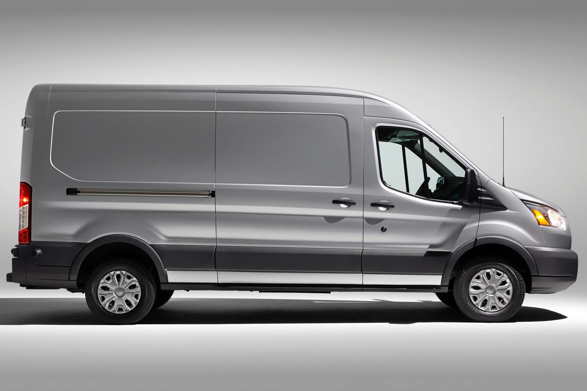 2015 ford transit van 350 interior 4