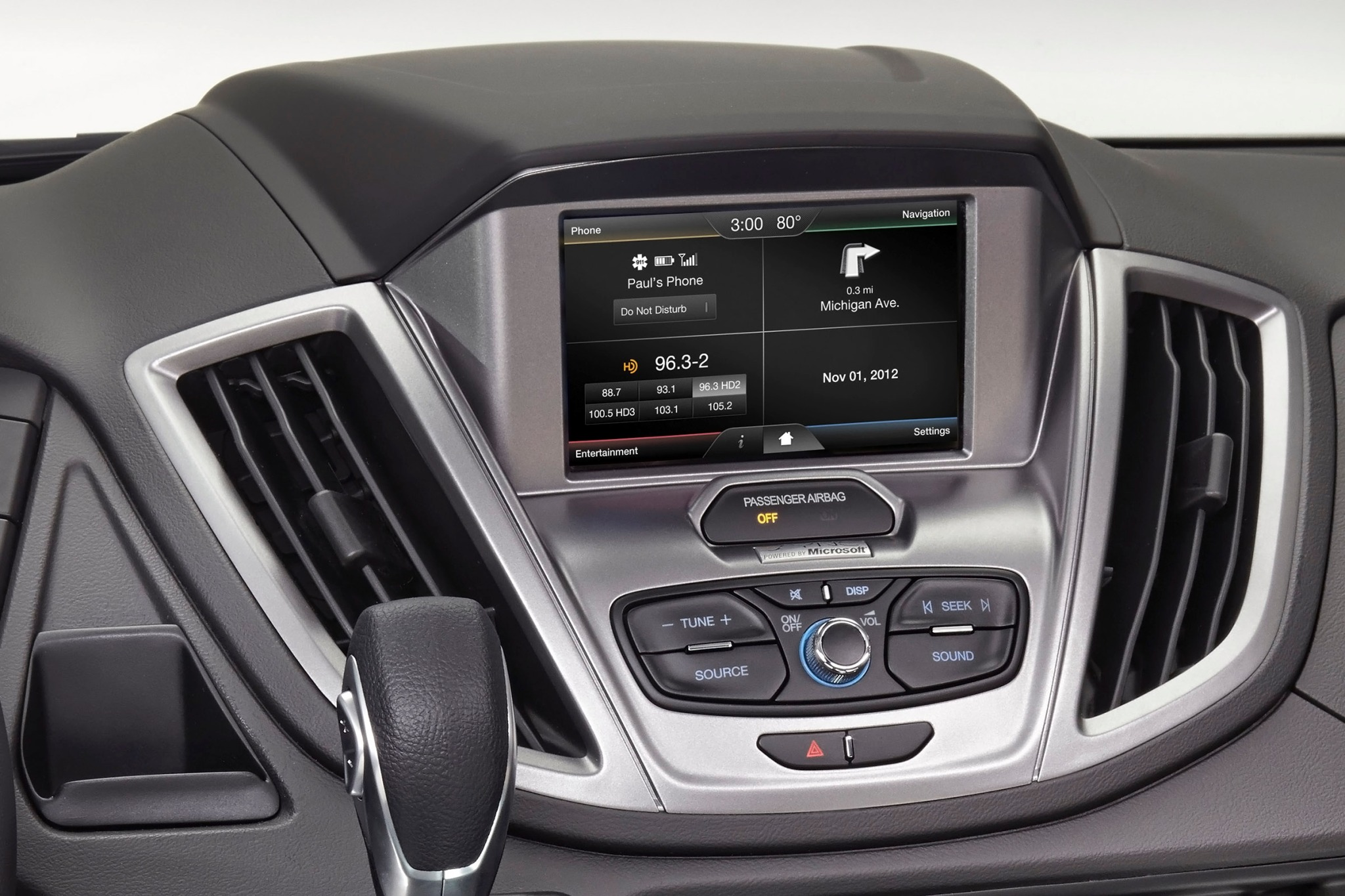 2015 Ford Transit Wagon 3 interior #7
