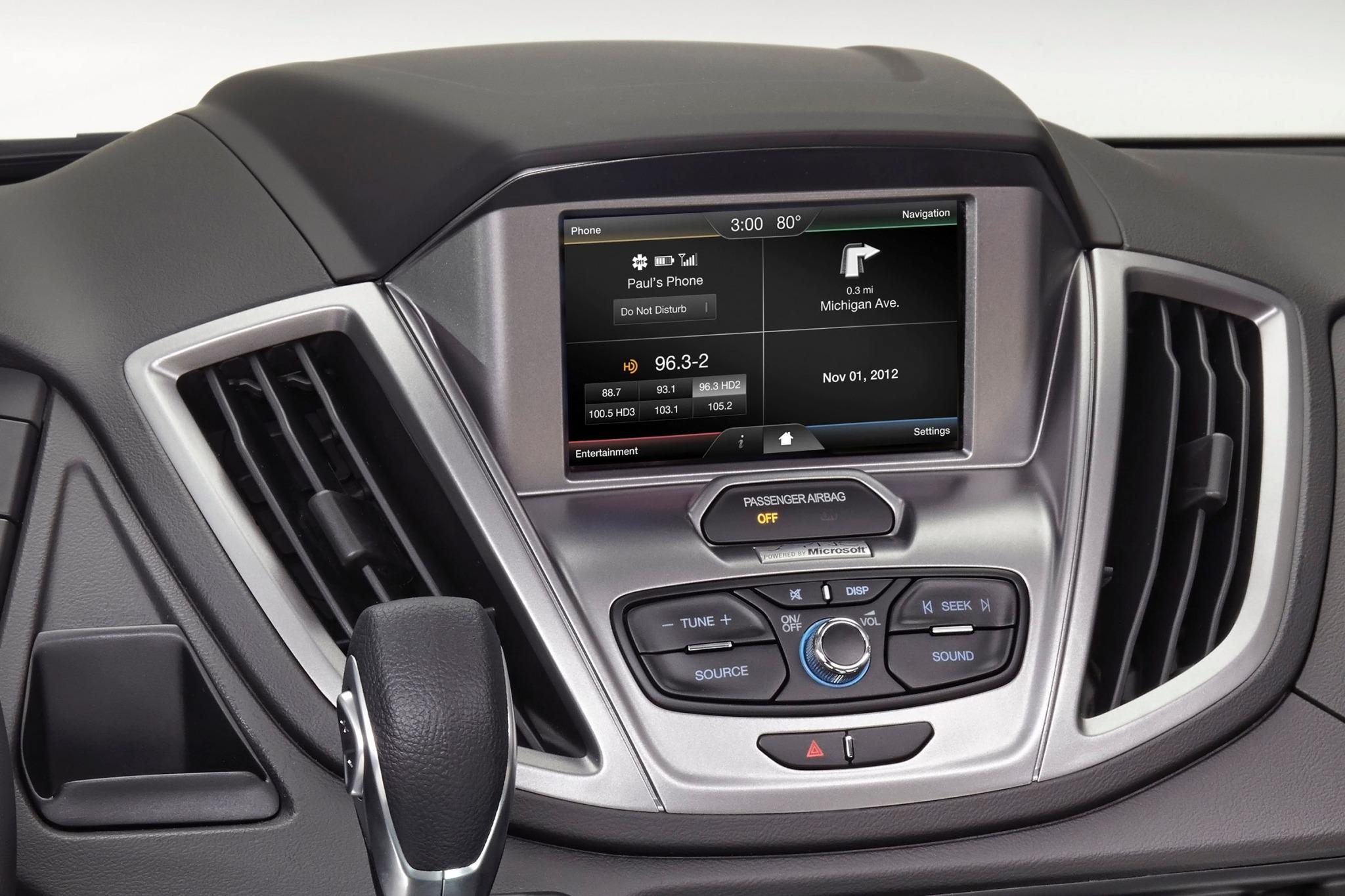 Ford Passenger Van >> 2015 FORD TRANSIT WAGON - Image #7
