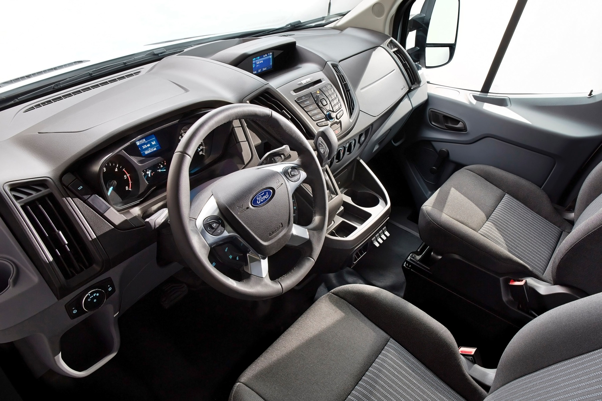 2015 Ford Transit Wagon 3 interior #5
