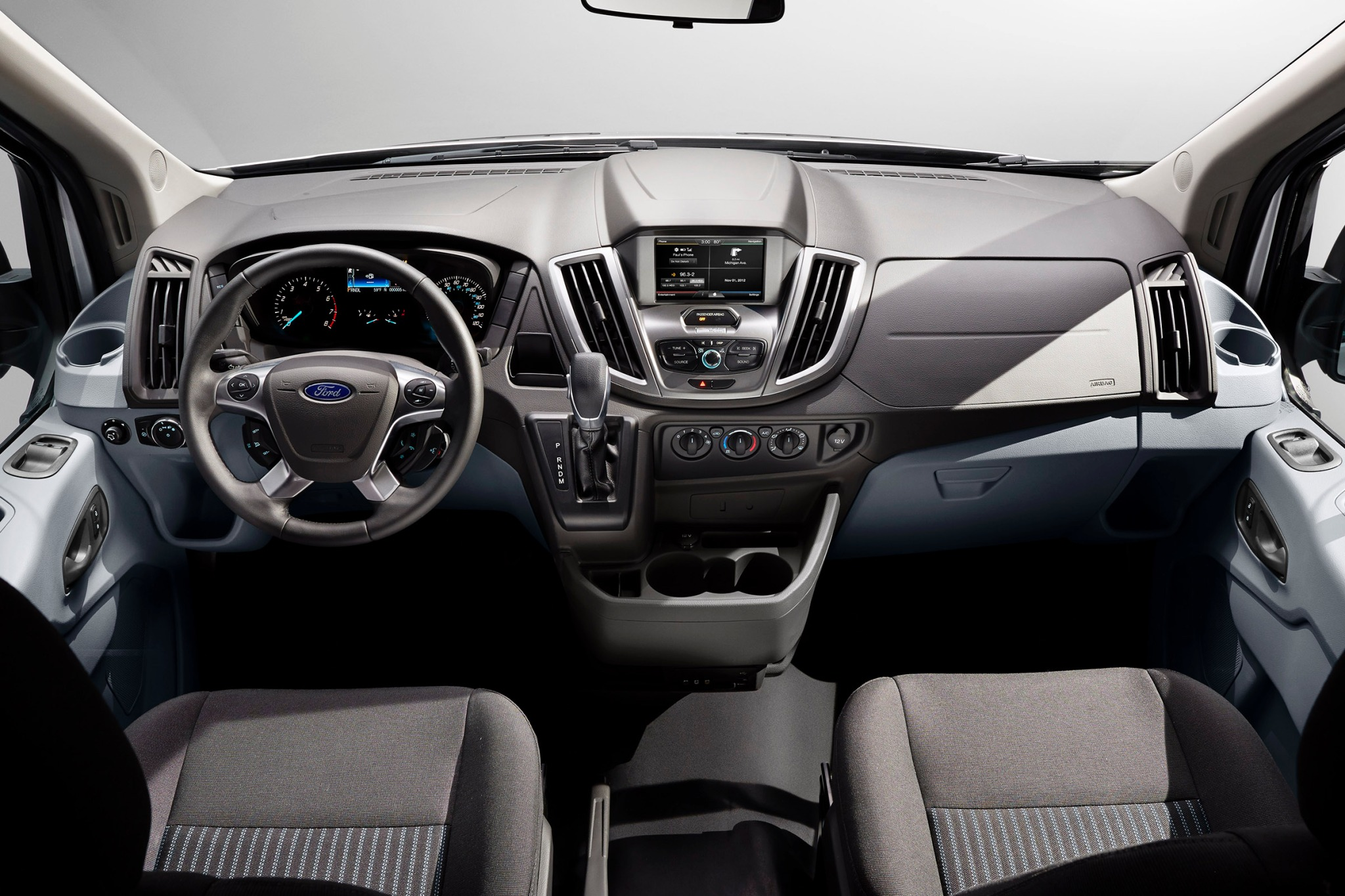 2015 Ford Transit Wagon 3 interior #4