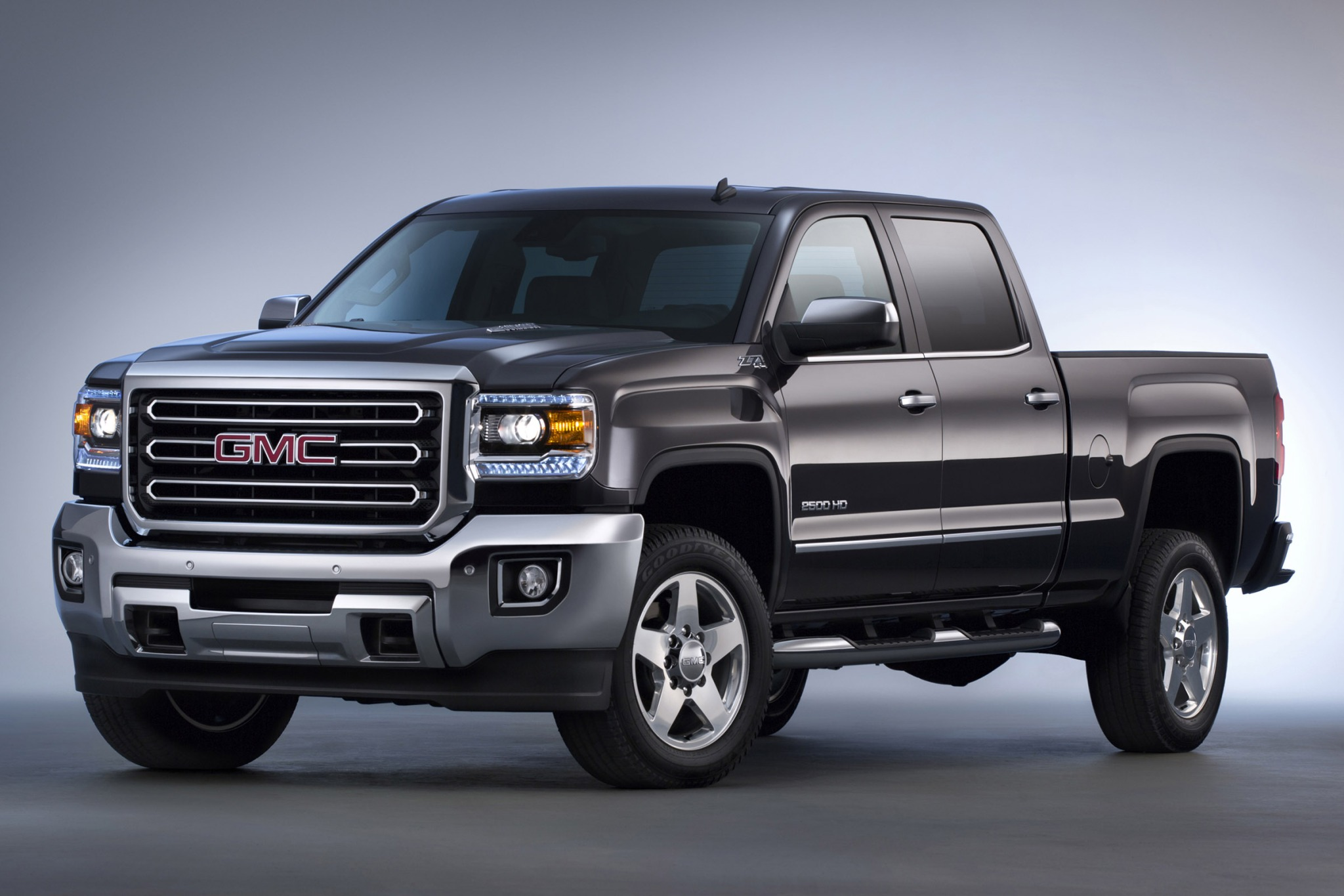 2015 GMC Sierra 2500HD SL interior #2