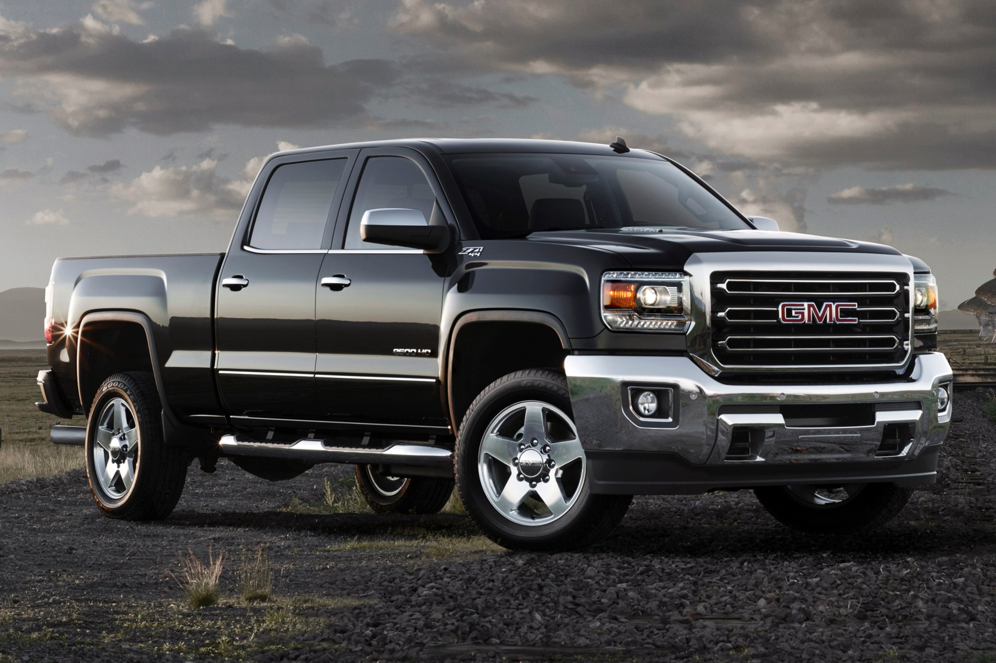 dsc review terrain gmc sierra all
