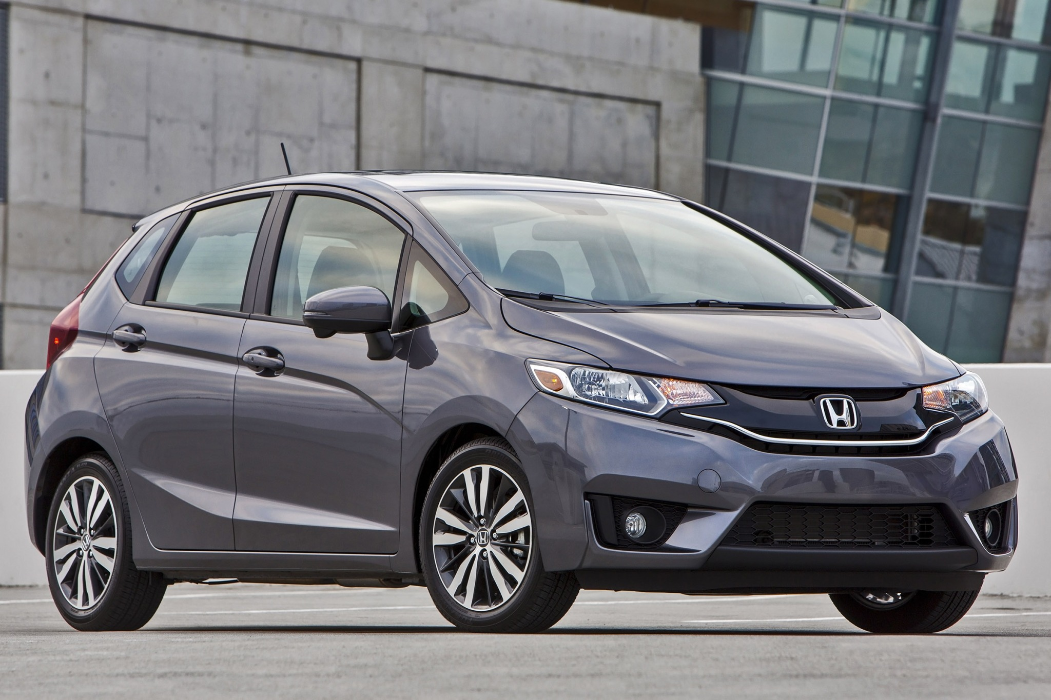 2015 Honda Fit EX-L 4dr H interior #6