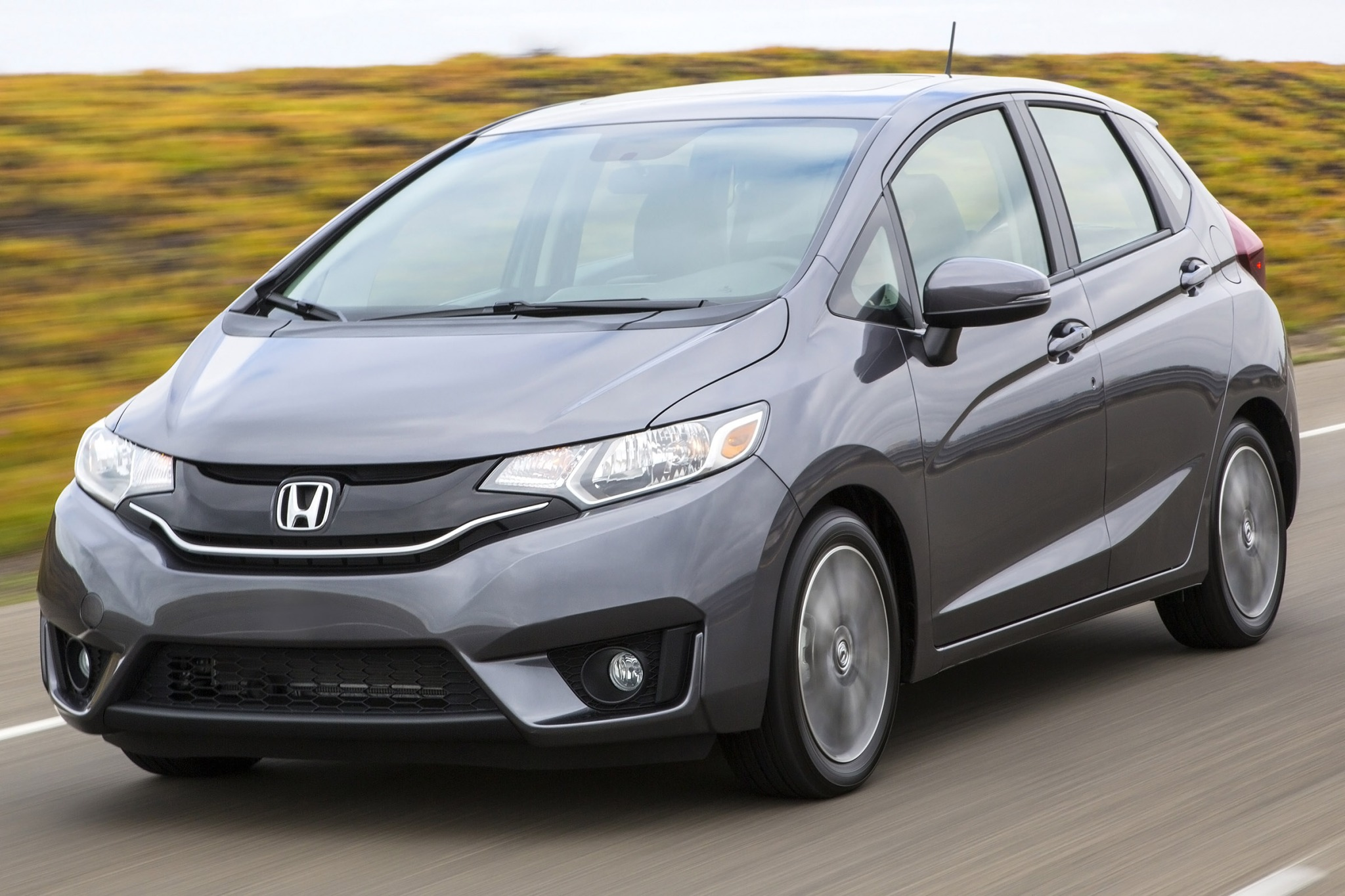 2015 Honda Fit EX-L 4dr H interior #4