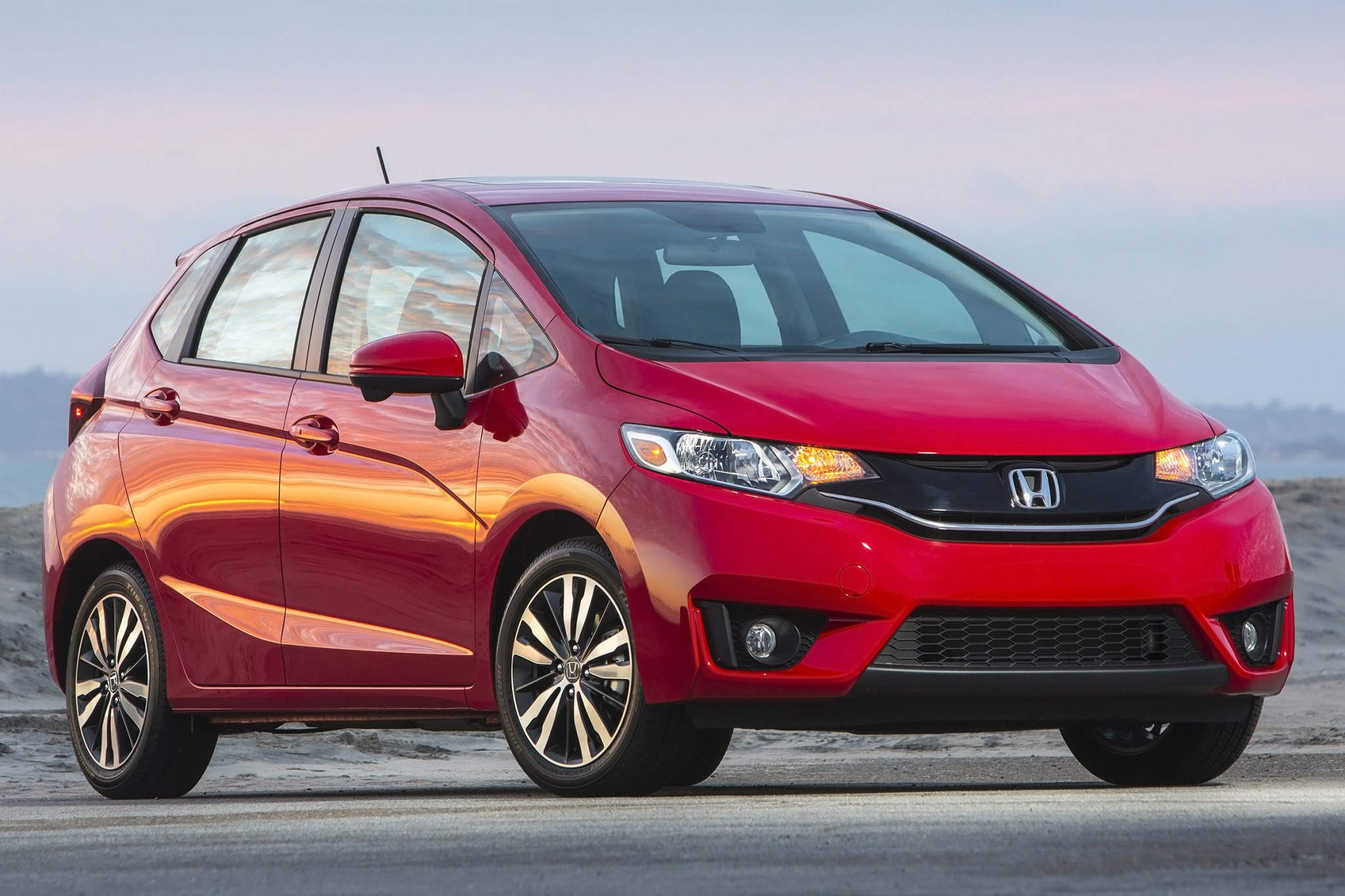 2015 Honda Fit EX-L 4dr H interior #1