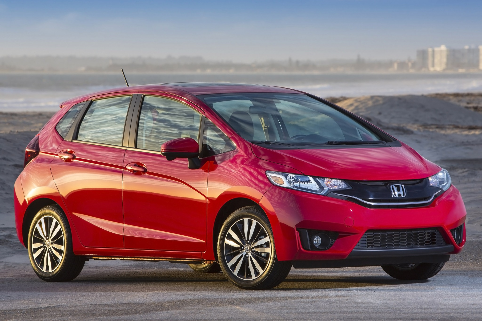 2015 Honda Fit EX-L 4dr H interior #2