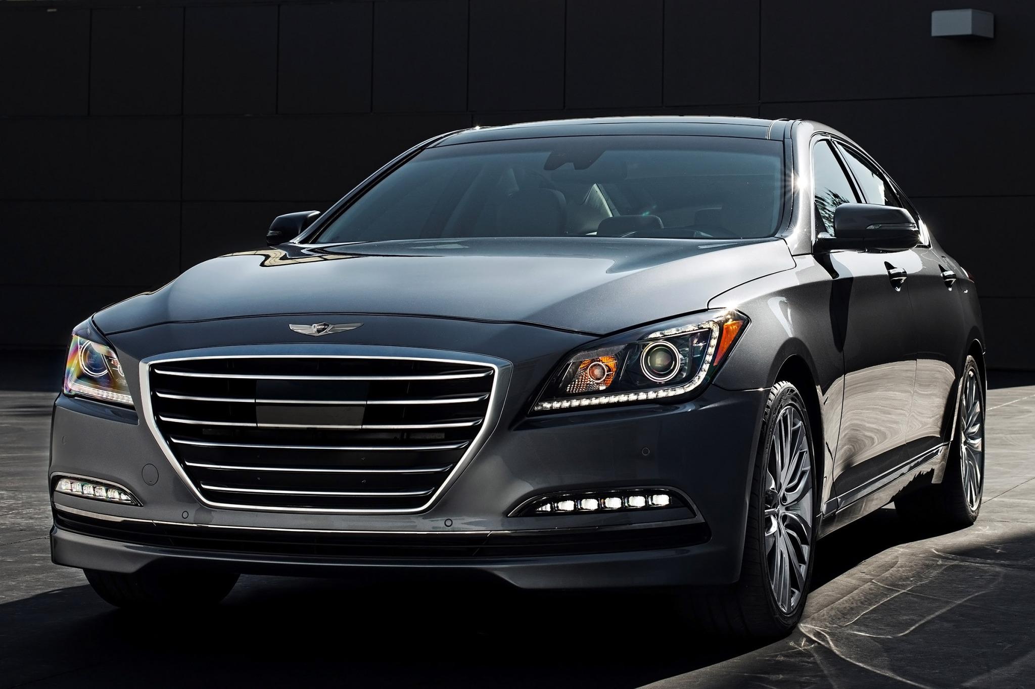 2015 Hyundai Genesis - Information and photos - ZombieDrive