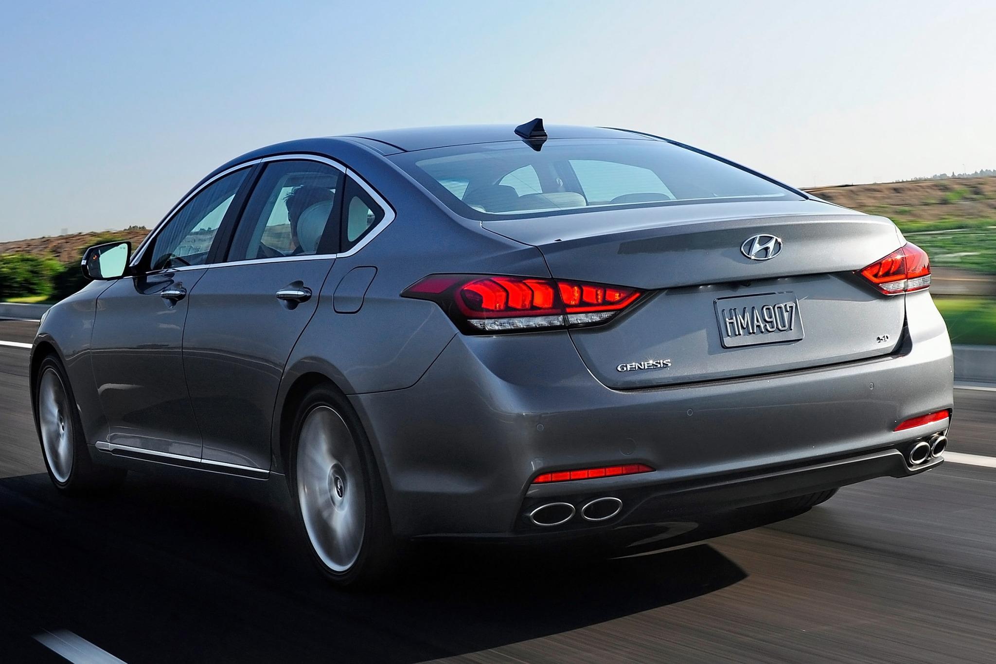2015 Hyundai Genesis Image 7