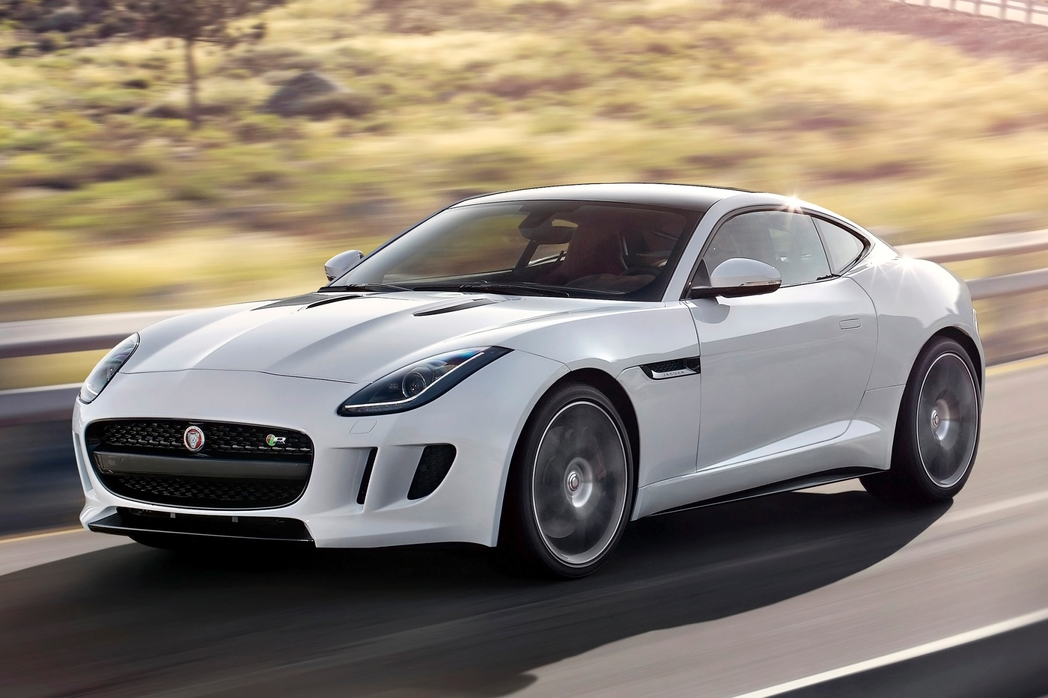 2015 Jaguar F-Type Coupe  exterior #2